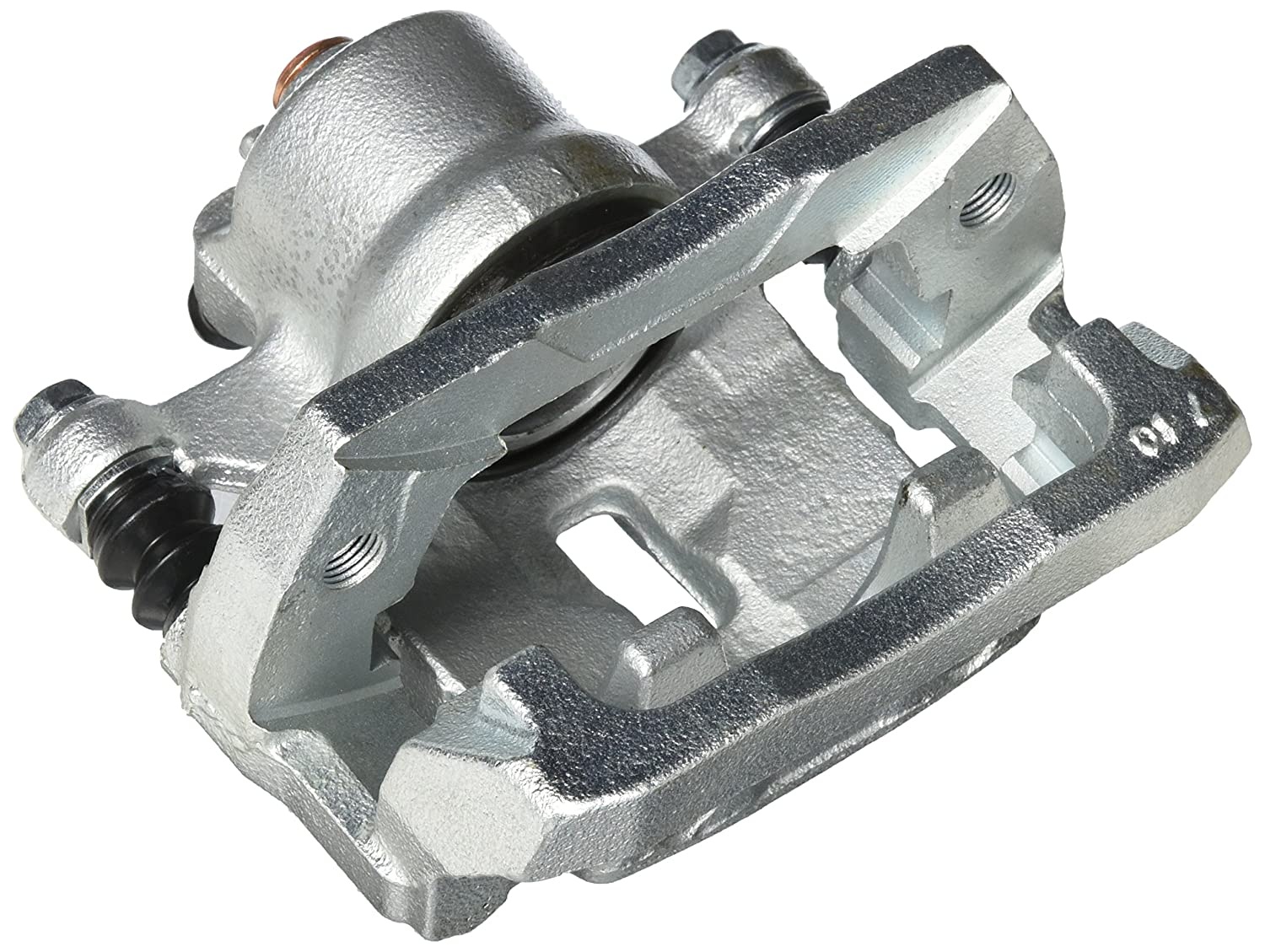 ACDelco 18FR2593C Professional Rear Passenger Side Disc Brake Caliper Assembly without Pads (Friction Ready Coated), Remanufactured