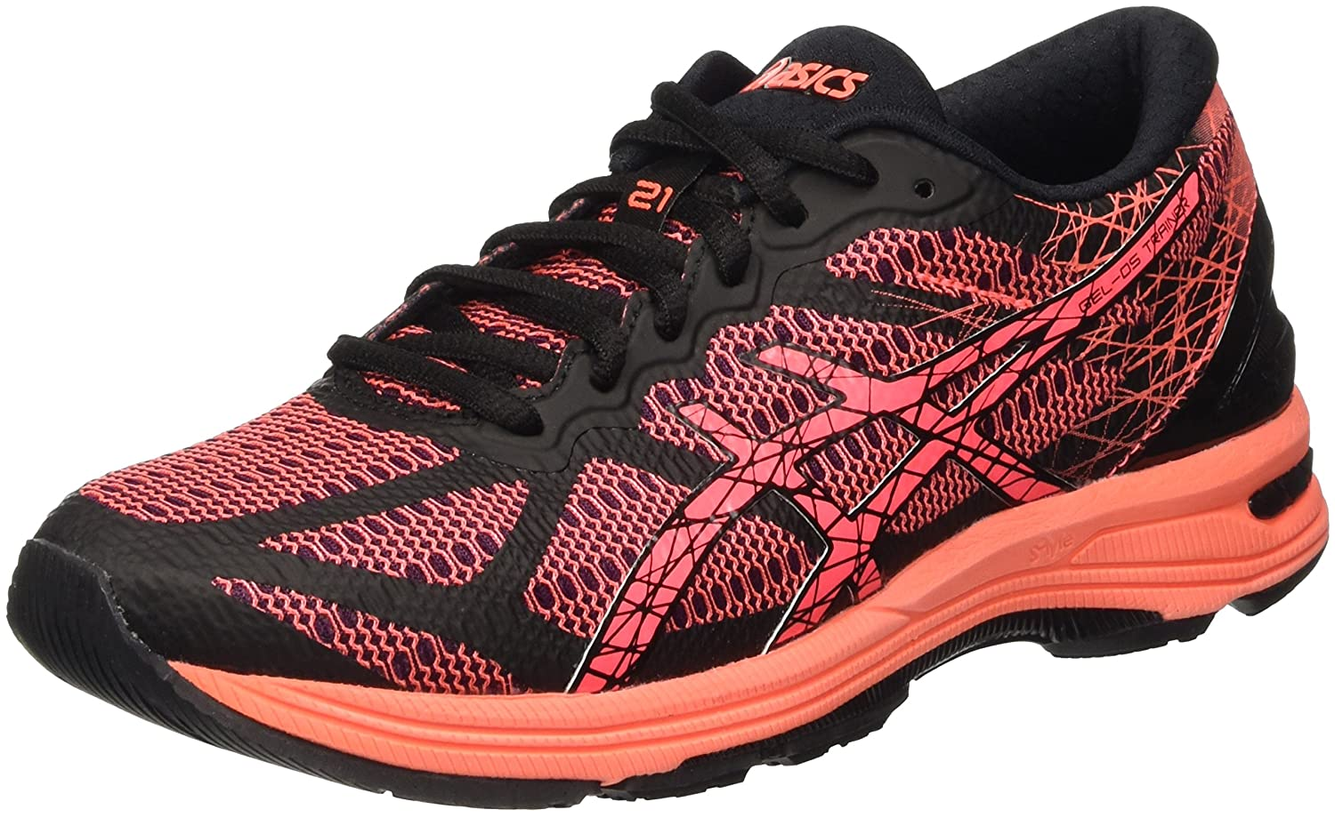 e3ee4faad ASICS GEL-DS TRAINER 21 Women's Running Shoes (T674N): Amazon.co.uk: Shoes  & Bags