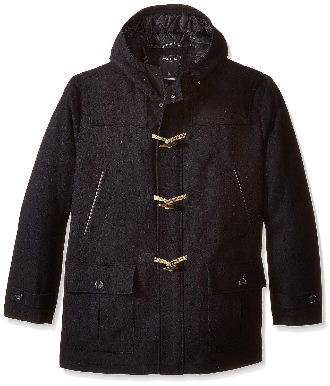 Nautica Men's Big Wool Toggle Coat Nautica Men's Outerwear GV032298