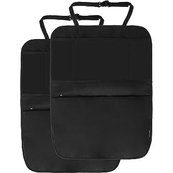 Amazon Com Best Kick Mats With Backseat Organizer Pocket