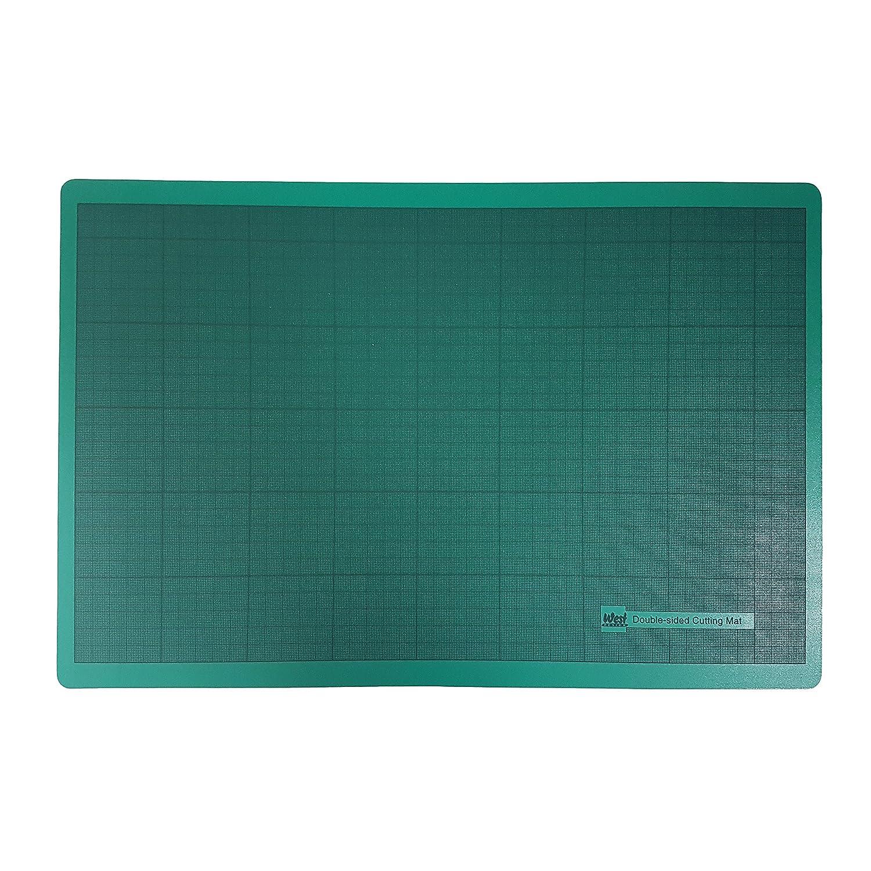 CUTTING MAT GREEN A3-30cm X 45cm RS0005622 West Design RS005622