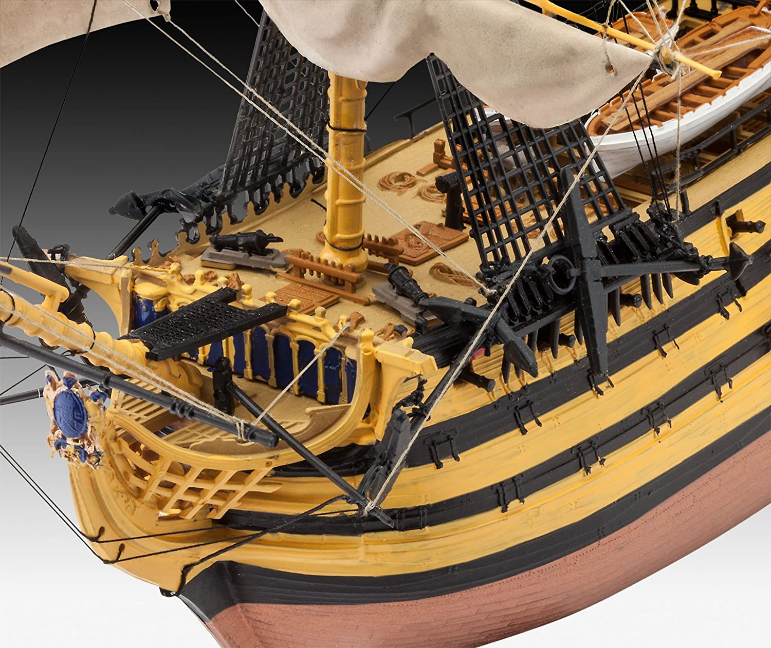 Revell- Maqueta Set de Regalo HMS Victory Battle of ...