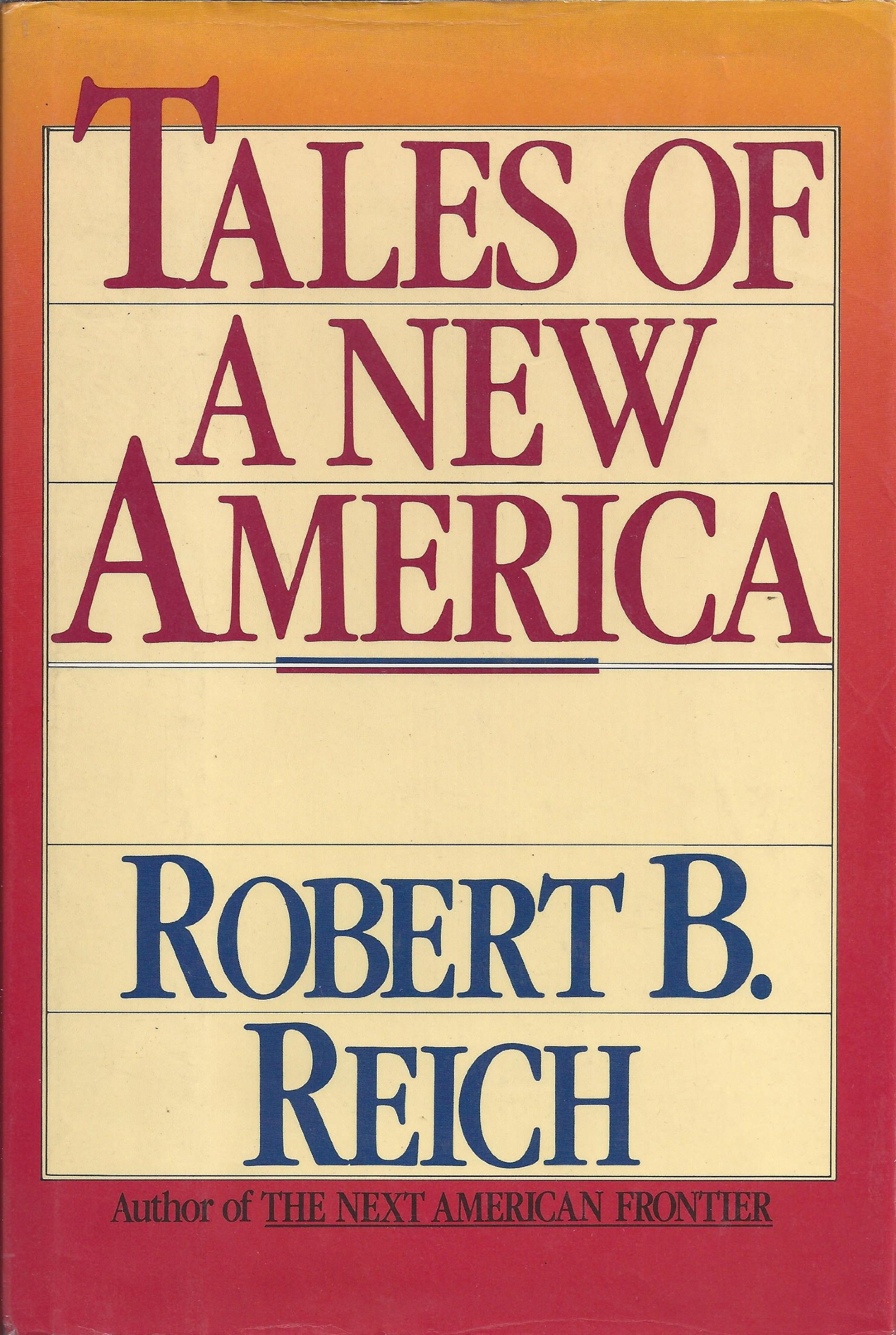 Tales of New America