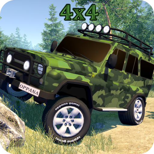 Russian Cars: Offroad 4x4 (Cool Racing Games)