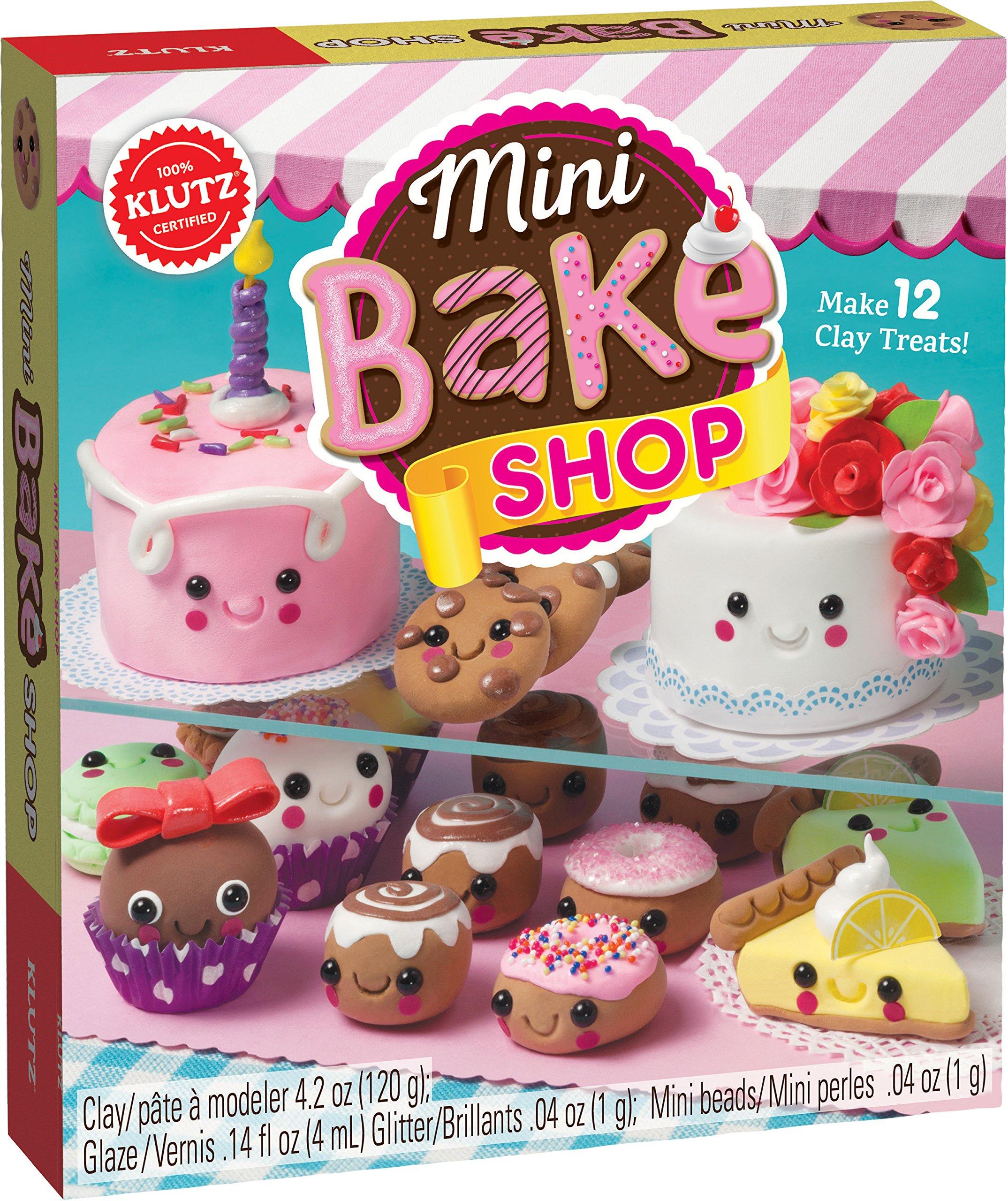 Klutz Mini Bake Shop by Klutz