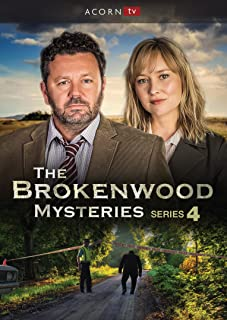Book Cover: Brokenwood Mysteries: Series 4