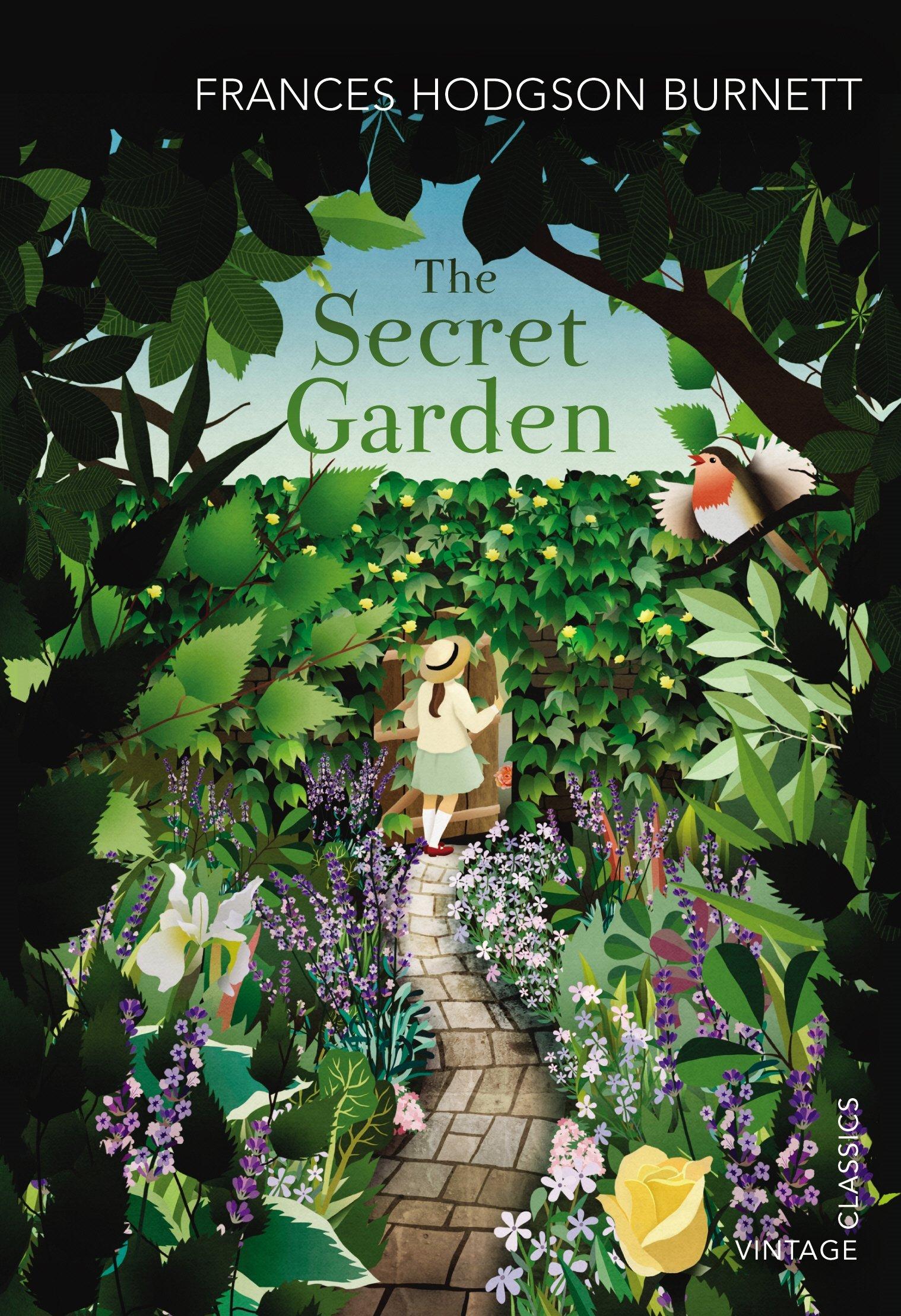 The Secret Garden Vintage Classics Amazon De Frances Hodgson