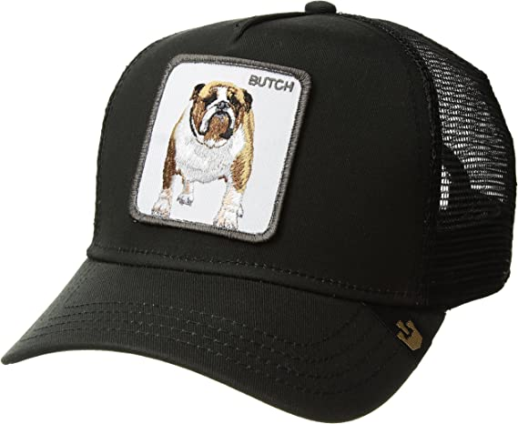 Goorin Bros Animal Farm /'Butch/' Bulldog Snapback Trucker Hat