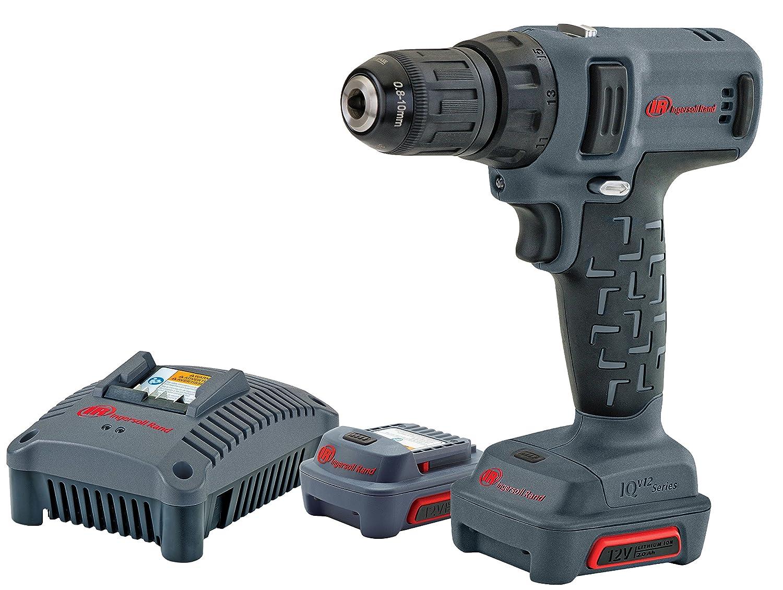 Ingersoll Rand D1130-K2 3 8 12V Li-Ion Drill Driver Kit