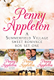 A Summerfield Village Sweet Romance Boxset 1: Love Second Time Around, Love Will Find a Way, Love Home At Last (Summerfield Village Boxsets)