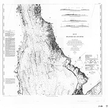 Amazon Com Vintography 8 X 12 Inch 1848 Us Old Nautical Map Drawing