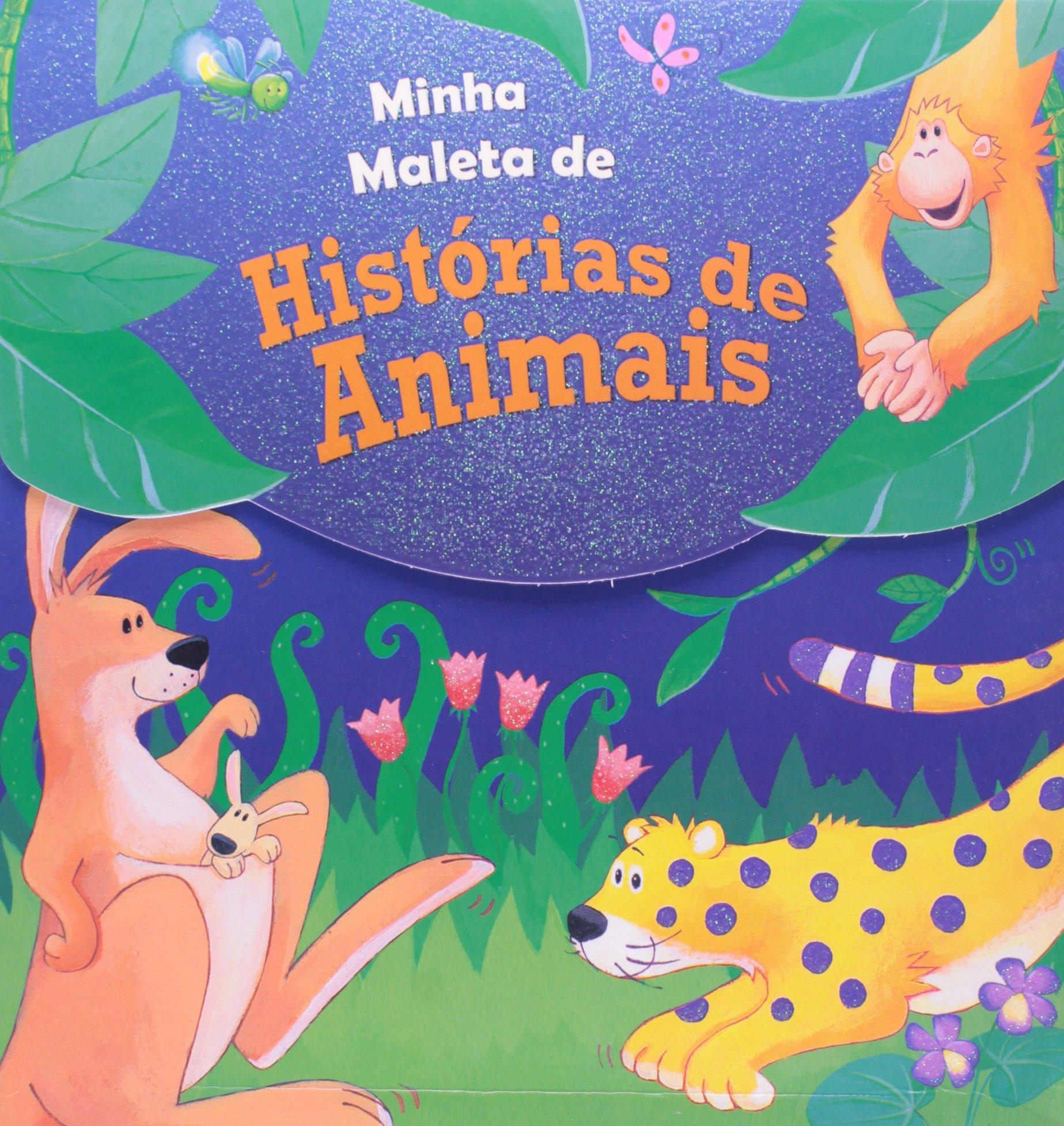 Minha Maleta de Historias de Animais (Portuguese Brazilian) Paperback – 2013