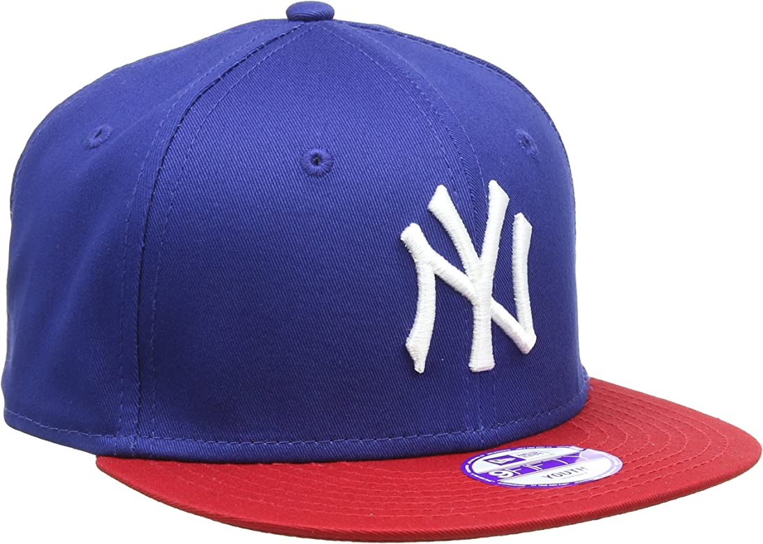 A NEW ERA Era Baseball Cap Mütze MLB 9 Fifty Block NY Yankees ...