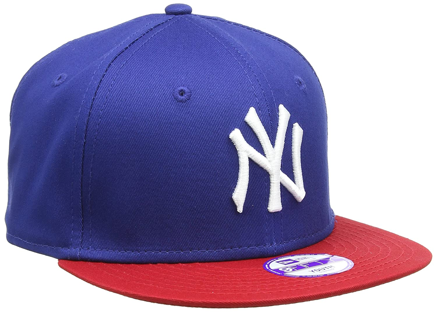 New Era Era, Cappellino da baseball Bambino MLB 9 Fifty Block NY Yankees Snapback 10880042