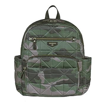 0216ff69bf99 Amazon.com   TWELVElittle Companion Diaper Bag Backpack (Camo Print)   Baby