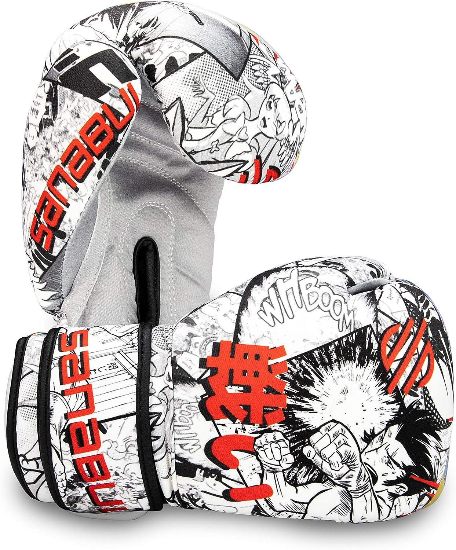Sanabul Sticker Bomb Kids Boxing Kickboxing Training Gloves