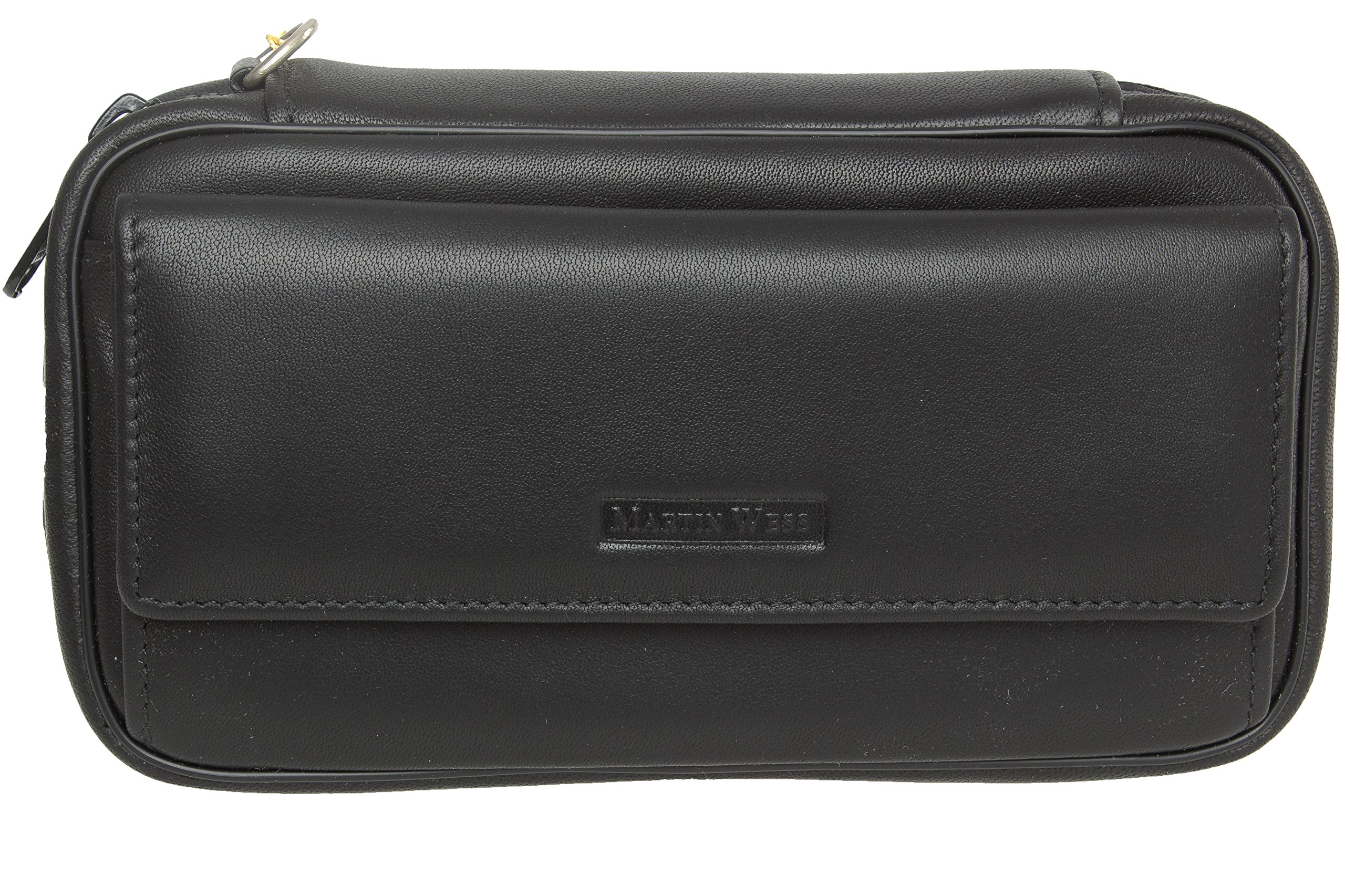 Martin Wess Lea 3 Pipe Bag - P353
