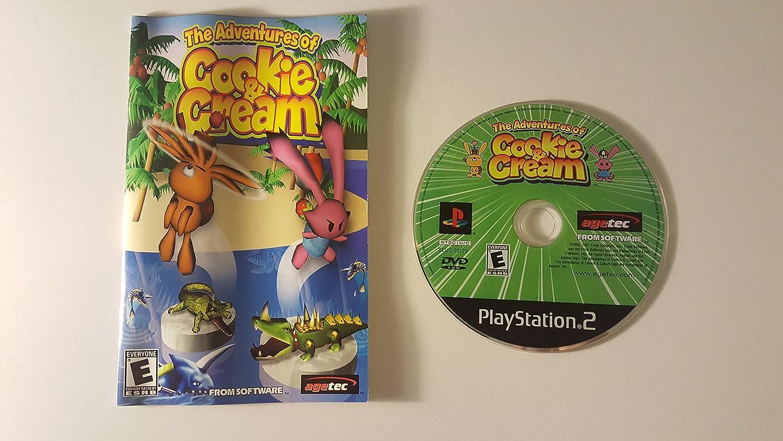 Amazon.com: The Adventures of Cookie & Cream: Video Games
