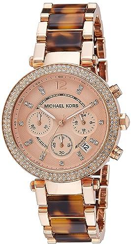 cef064eded75 Michael Kors Women s Watch MK5538  Michael Kors  Amazon.co.uk  Watches