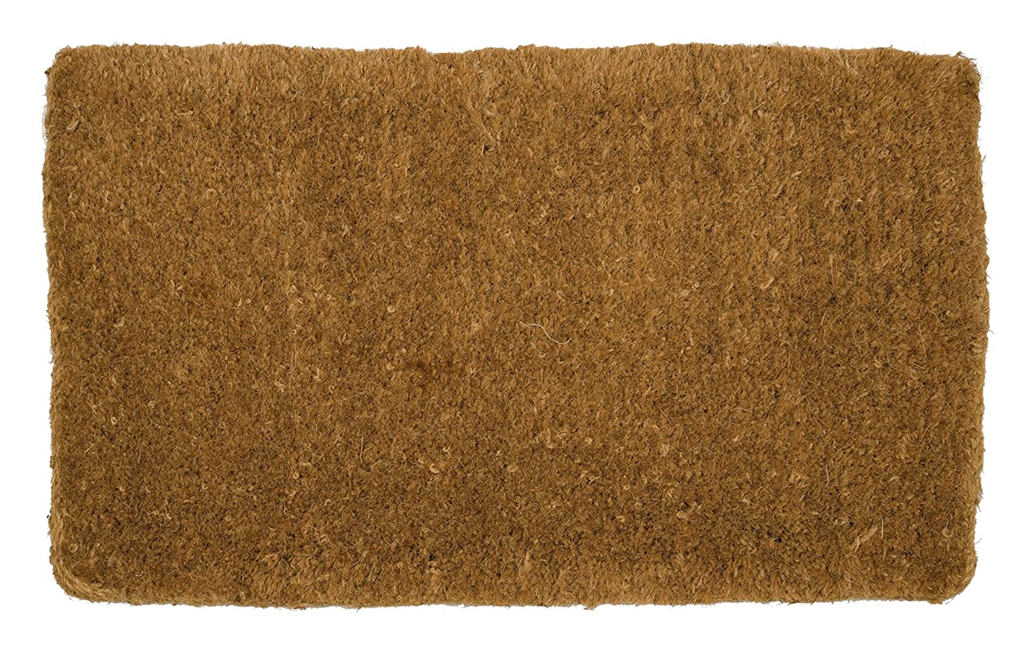 Large Luxury Traditional Coir Door Mat Melford 100 X 60 Cm