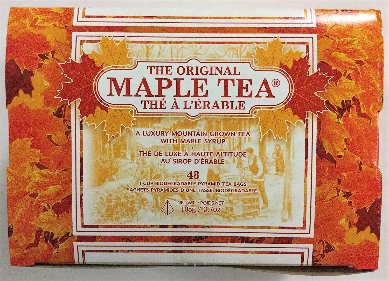 Metropolitan Tea Company The Original Maple Tea (48 Tea bags)