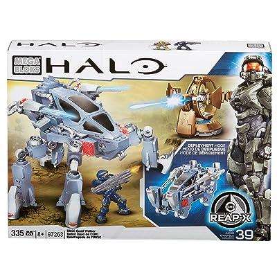 Mega Bloks Halo UNSC Quad Walker: Toys & Games