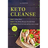 KETO CLEANSE: FAST 21-Day Plans    TASTY The 50 Best Recipes Food & Drink    NO...