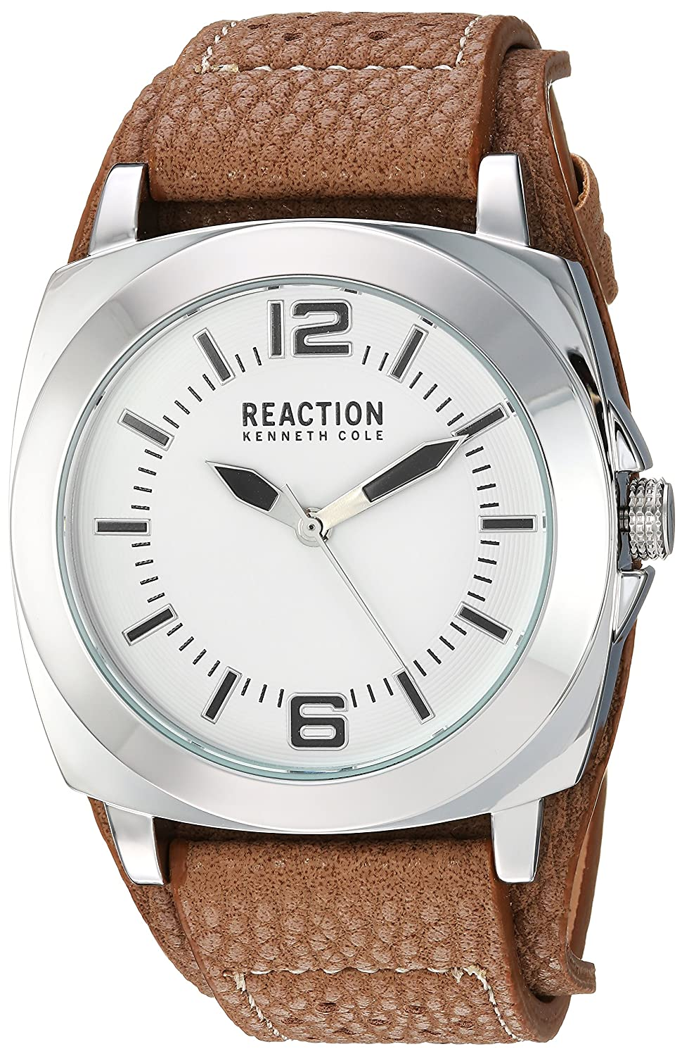 Amazon.com: Kenneth Cole New York Male Quartz Watch: Kenneth Cole Reaction: Watches