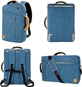 13 13.3 Inch MacBook Air Pro Surface Book Laptop Shoulder Bag for Work Travel