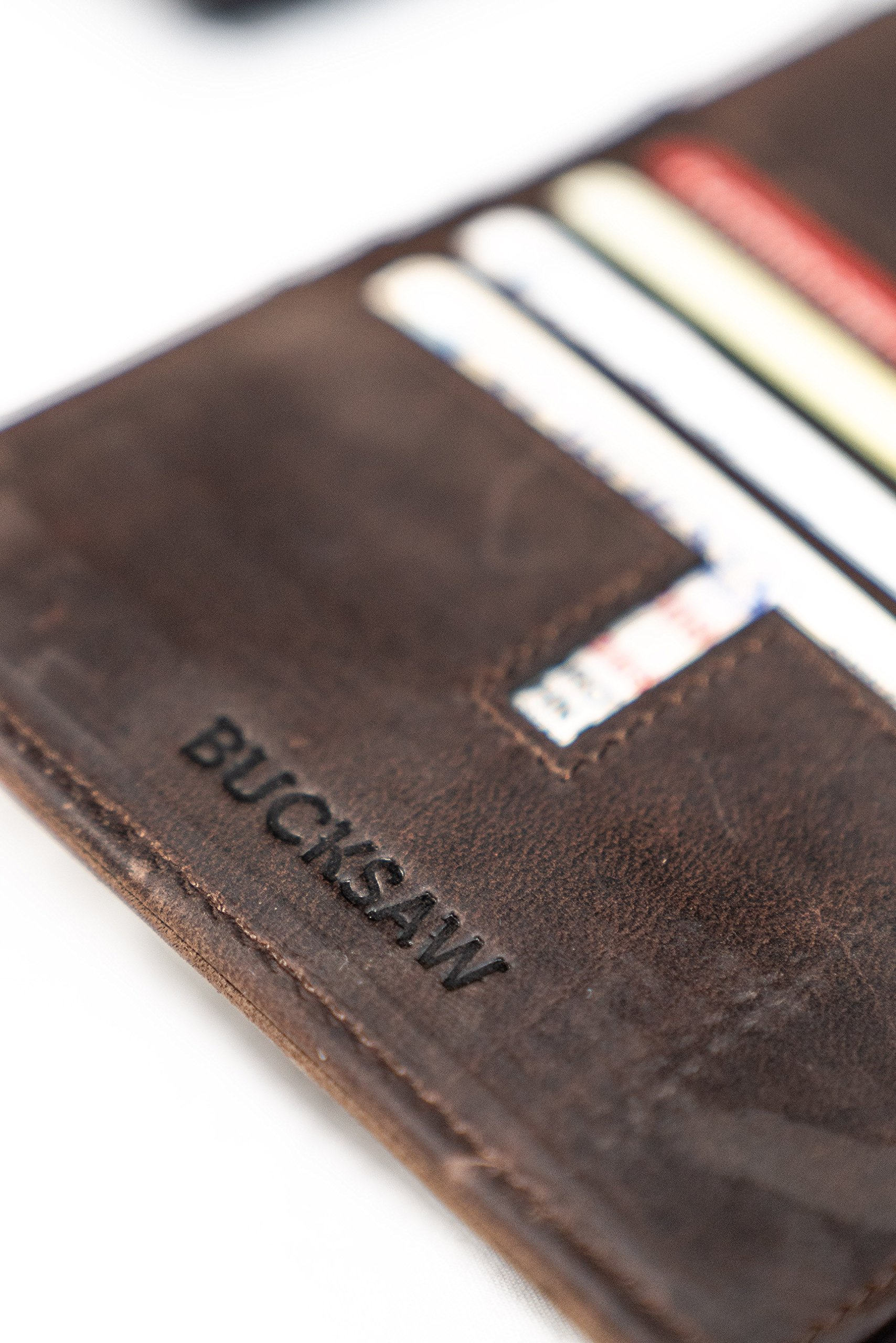 RFID Blocking Passport Wallet Holder Premium Full-Grain Leather by Case Elegance by CASE ELEGANCE