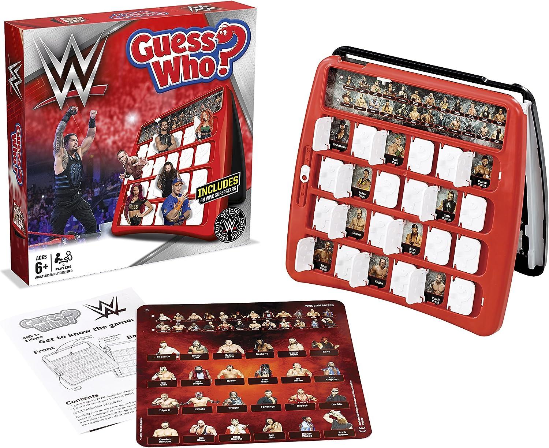 Winning Moves 29889 WWE: Amazon.es: Juguetes y juegos