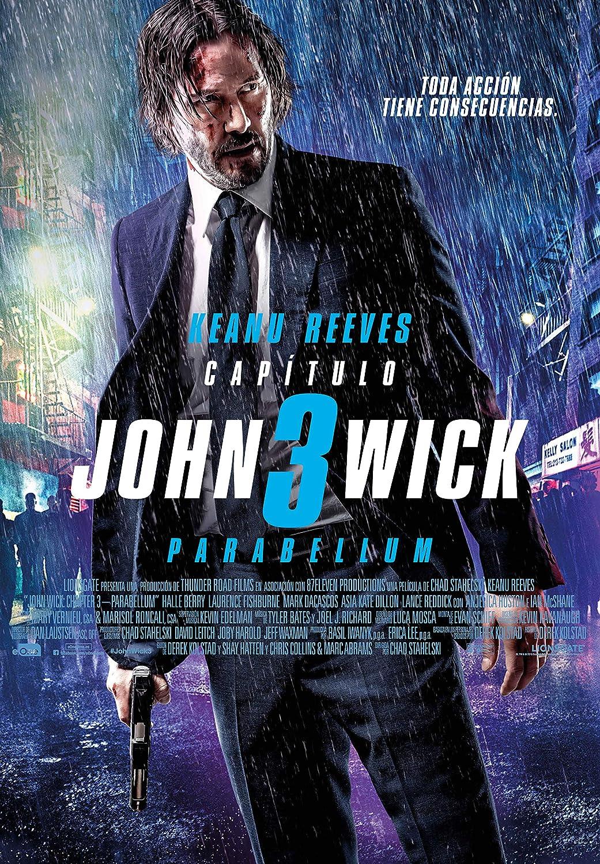 Pack: John Wick 2 + John Wick 3: Amazon.es: Keanu Reeves, Halle Berry, Ian McShane, Anjelica Huston, Laurence Fishburne, Lance Reddick, Asia Kate Dillon, Jason Mantzoukas, Chad Stahelski, Lionsgate, Thunder Road Pictures,