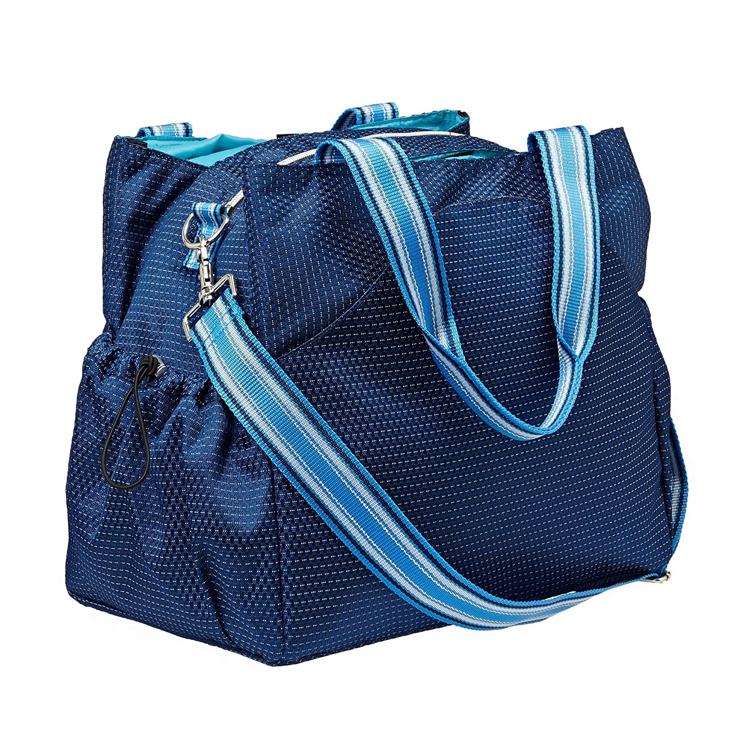 Navy Light bluee One Size Navy Light bluee One Size Derby House Pro Grooming Bag One Size Navy Light bluee