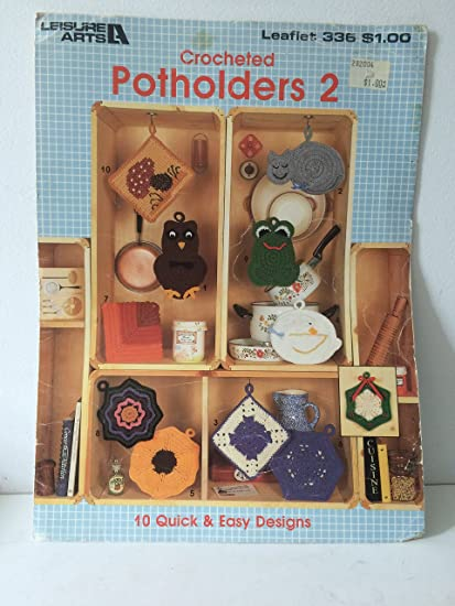 Pot Holder Sewing Patterns - Allie Cats Hot Pad Sewing Pattern | 550x413