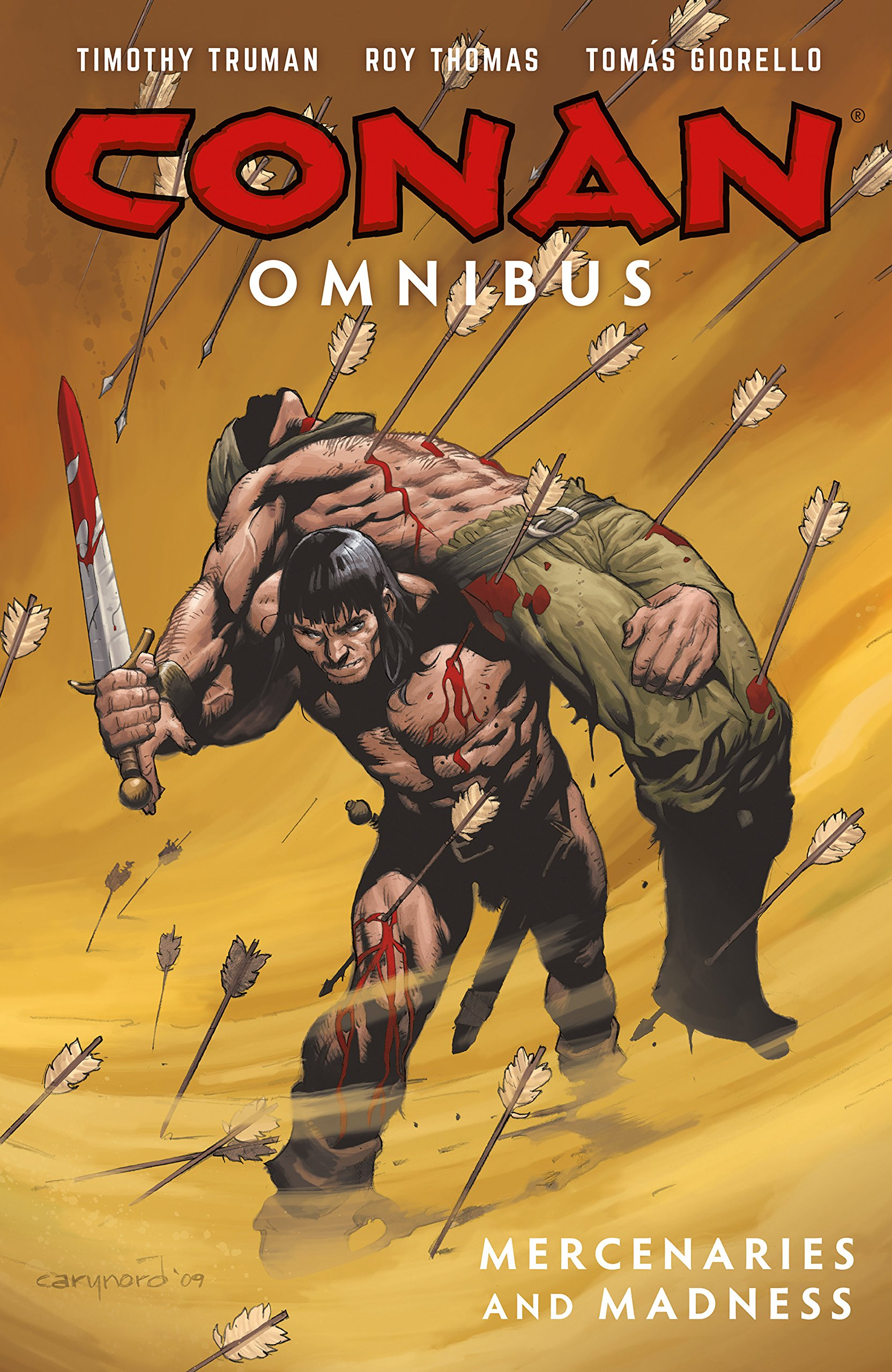 Read Online Conan Omnibus Volume 4 ebook