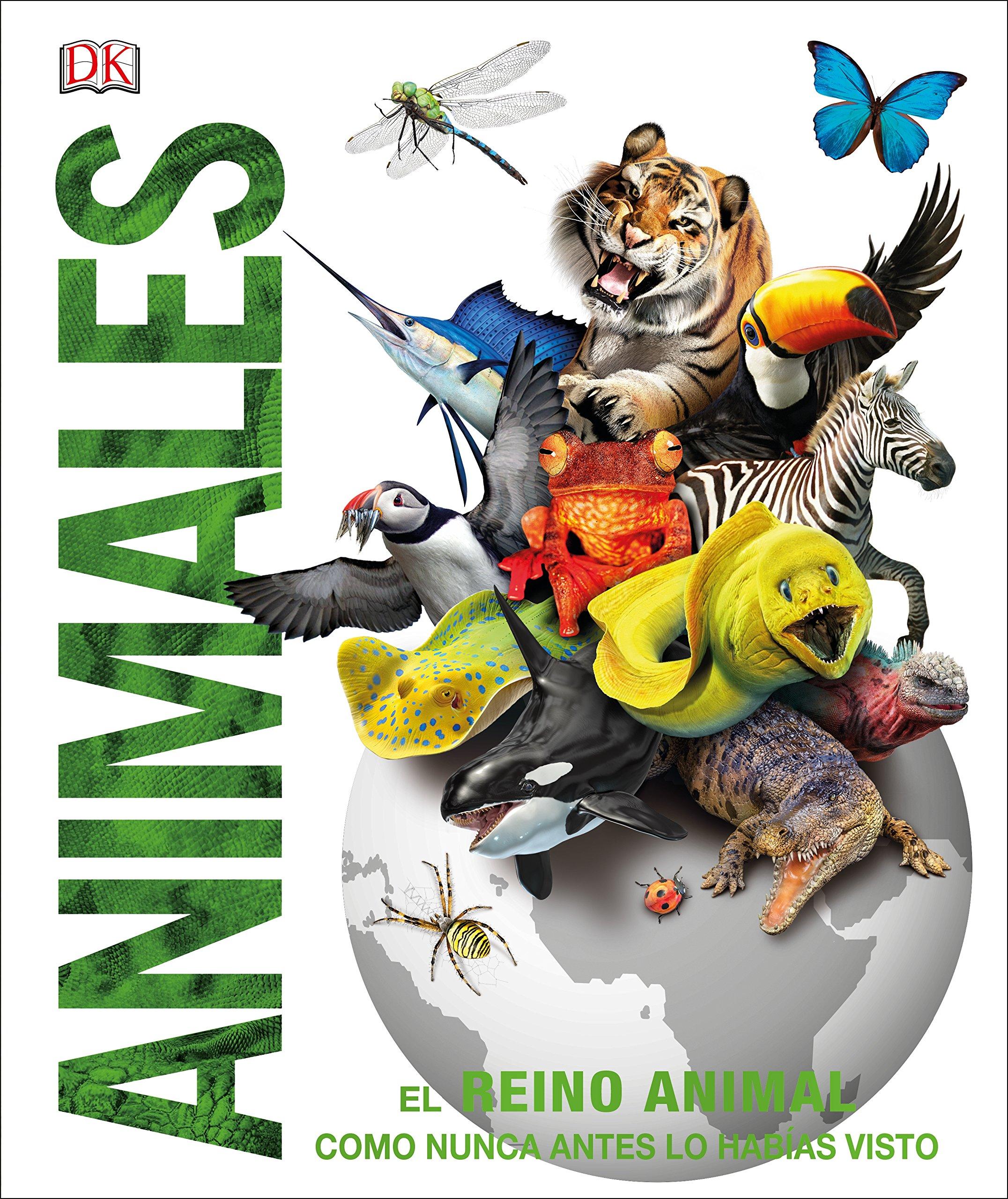 Animales: El reino animal como nunca antes lo habías visto con ...