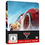 Cars 3 - Evolution 3D (2017) [Blu-ray]
