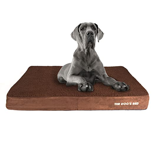 The Dogs Bed - Cama de perro ortopédica, impermeable ...