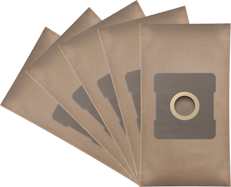 ?WESSPER® Bolsas de aspiradora para Samsung Veloce-Eco (5 Piezas, Papel)