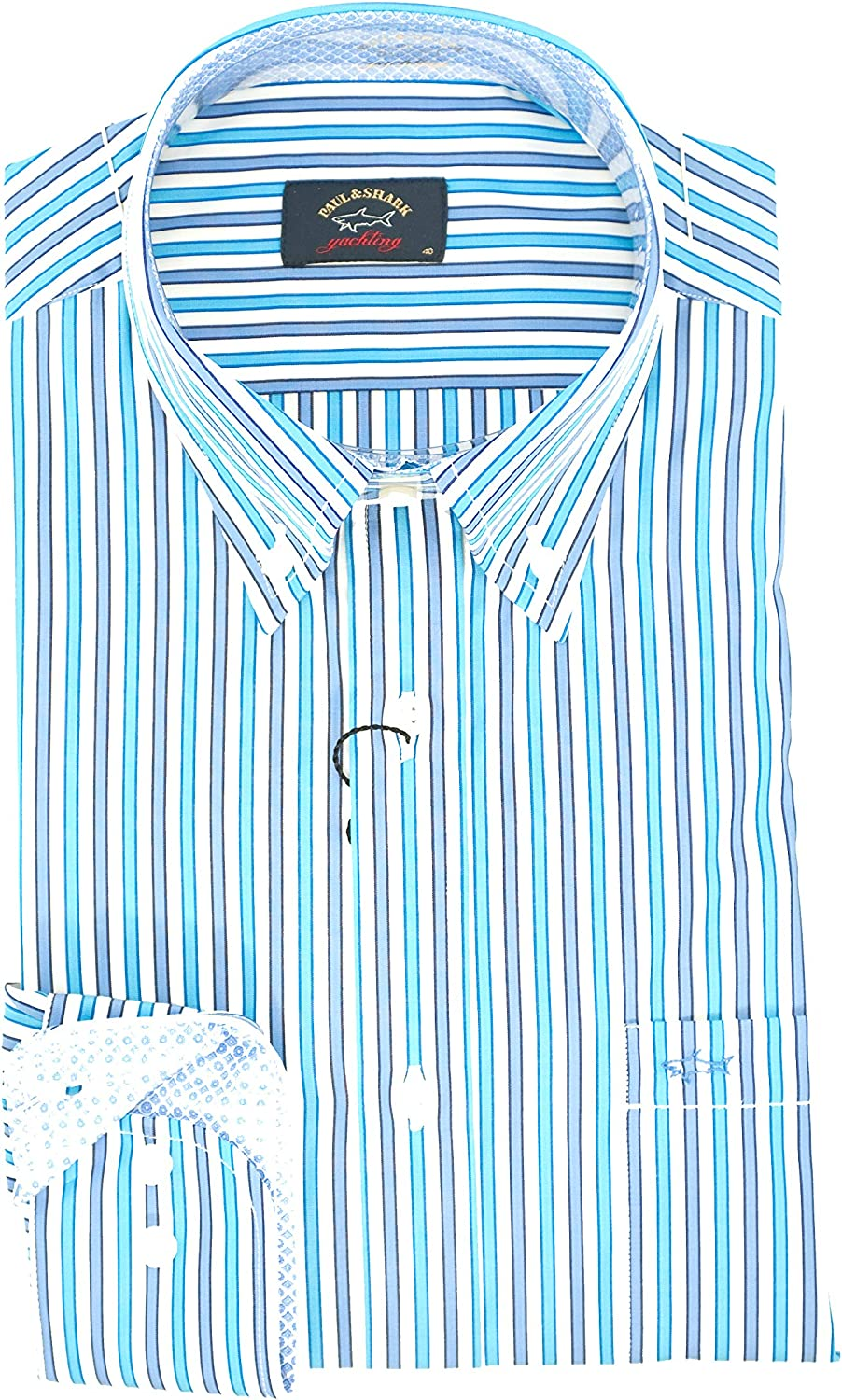 Paul & Shark Camisa, Regular, Casual: Amazon.es: Ropa y accesorios