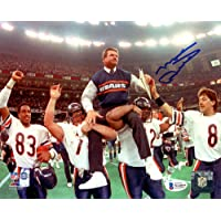 $49 » Mike Ditka Autographed 8x10 Photo Chicago Bears Super Bowl XX Champions Beckett BAS…