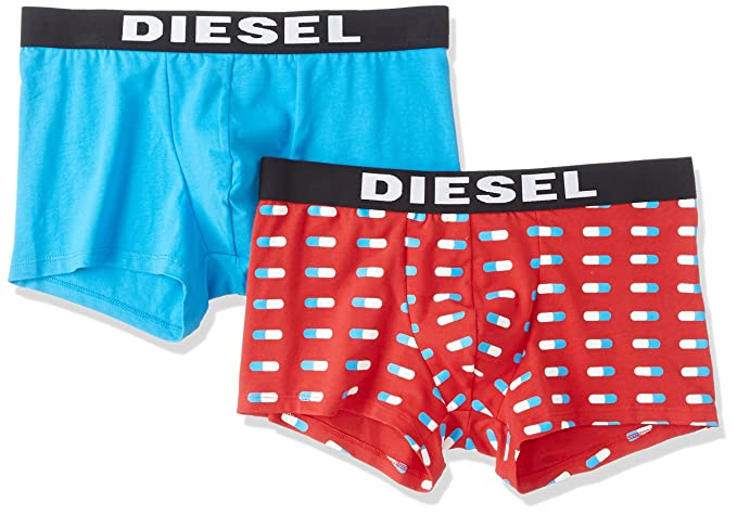 Diesel UMBX-Shawn TWOPACK - Ropa Interior - S Hombres