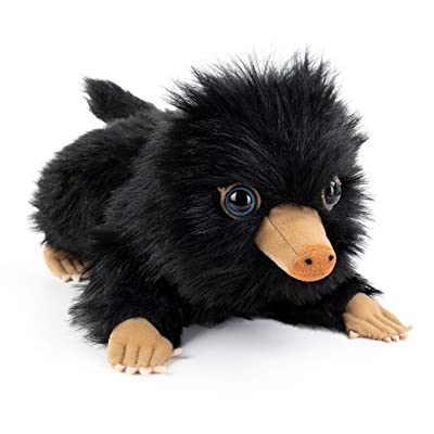 The Noble Collection Fantastic Beasts Baby Niffler Plush Black: Toys & Games