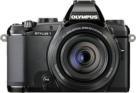 Olympus Stylus 1 - Cámara compacta de 12 MP (Pantalla táctil de 3 ...