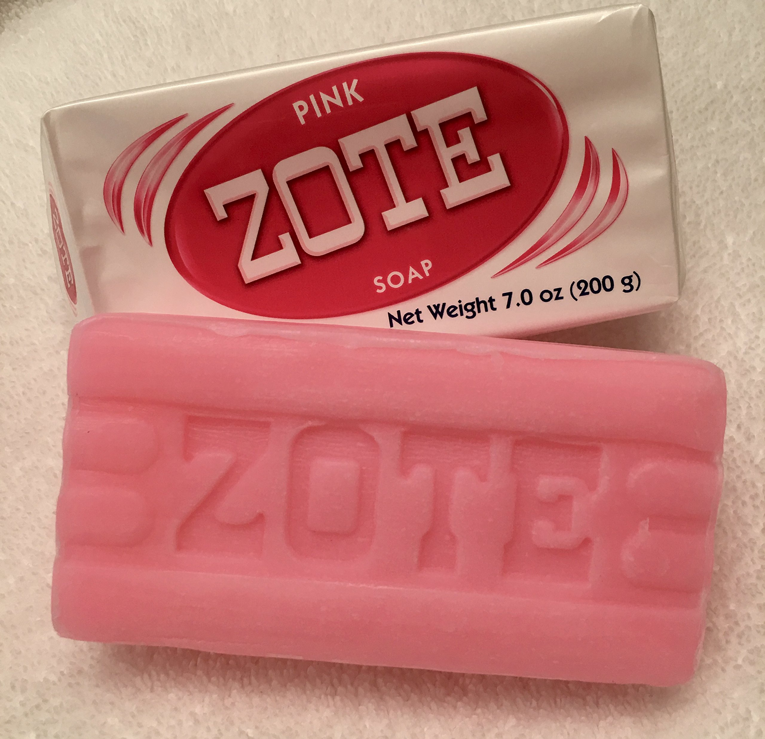 Zote White Laundry Bar Soap Amazon Com Grocery Amp Gourmet
