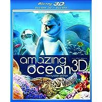 Amazing Ocean 3D [Blu-ray 3D + Blu-ray] (Bilingual)