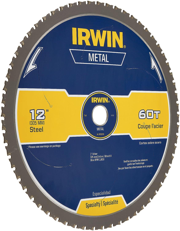Irwin tools metal cutting circular saw blade 12 inch 60t 4935558 irwin tools metal cutting circular saw blade 12 inch 60t 4935558 amazon keyboard keysfo Choice Image