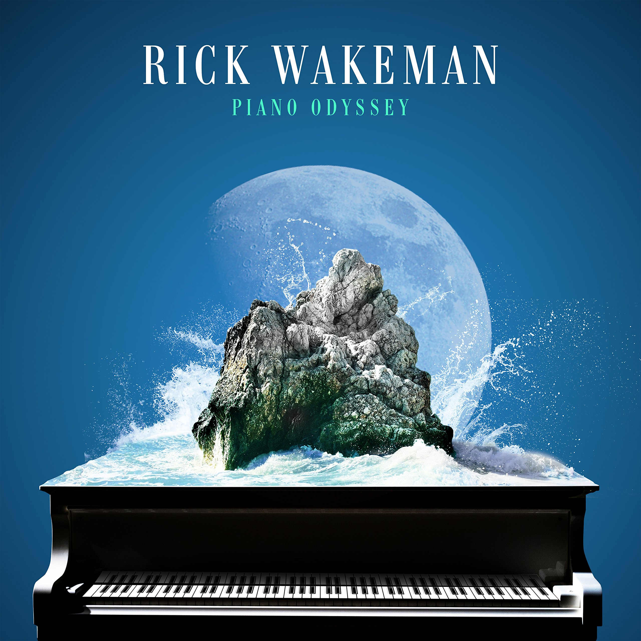 Vinilo : Rick Wakeman - Piano Odyssey (United Kingdom - Import)