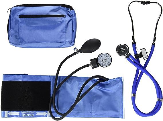 NCD Medical/Prestige Medical - Juego de instrumentos médicos (tensiómetro de brazo y estetoscopio de doble cabezal): Amazon.es: Industria, ...
