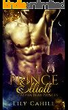 Prince Elliott (Alpha Bear Princes Book 3)